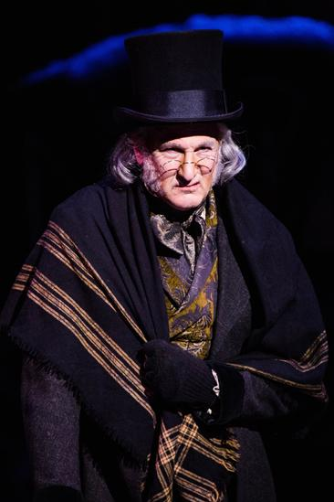 Alliance Theatre, A Christmas Carol, Scrooge